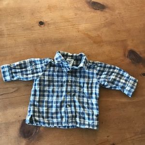 Other - Soft flannel 12 mo.